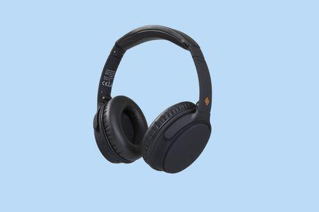 Noise cancelling koptelefoon Ongestoord kunnen doorwerken<br /> Omgevingsgeluid wordt geblokt<br /> Goed geluidsvolume
