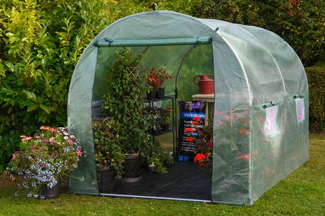 £89.99 instead of £179.99 for a 3 x 2m polytunnel from Thompson & Morgan - save 50%
