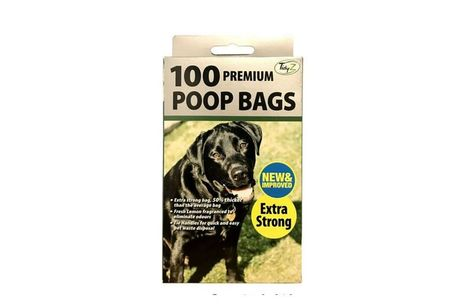 From £2.99 for TidyZ Fragranced Extra-Strong Pet Waste Bags