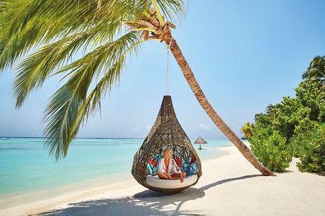 Maldive Atollo di Ari - Ville esclusive e All Inclusive per una vacanza romantica a partire da €.... Centara Grand Island Resort & Spa Maldives 5*
