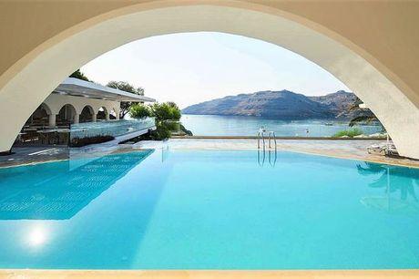 Grecia Rodi - Lindos Royal Resort 5* a partire da € 141,00. 5* fronte mare ideale per tutta la famiglia
