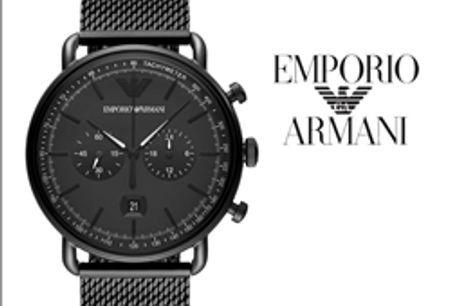 Relógio Emporio Armani® AR11264 por 235.62€ PORTES INCLUÍDOS