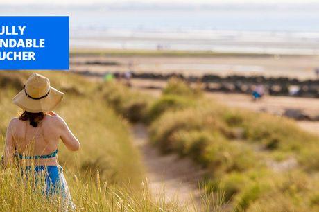 £359pp -- France: 4-nt luxury Normandy beach break, 35% off