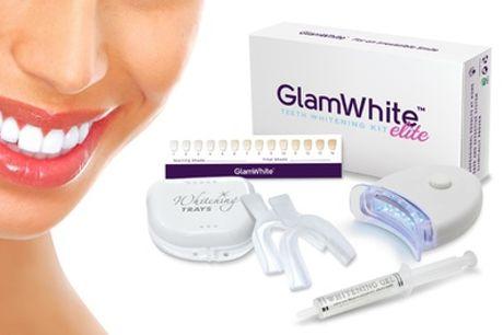 Kit de blanqueamiento dental Glamwhite