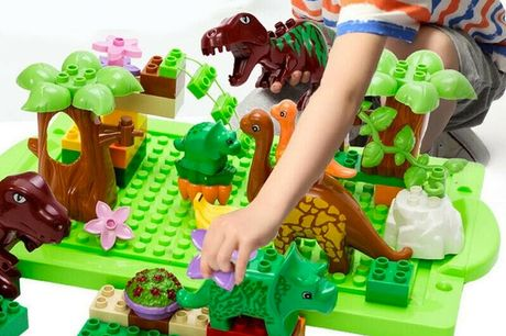 From £11.99 instead of £89.99 for a children's toy building blocks set from TopGoodChain - save up to 87%