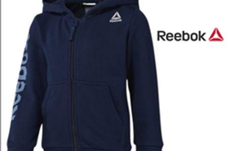 Reebok® Casaco DM5551 - 5 | 6 Anos por 33.66€ PORTES INCLUÍDOS