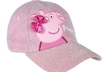 Boné Infantil Peppa Pig 75315 Cor de rosa (53 Cm) por 18.48€ PORTES INCLUÍDOS