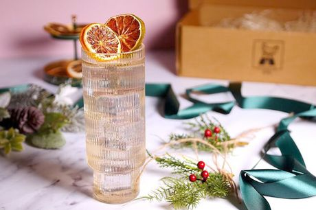£4 for 40% off cocktail gift boxes at Cocktail Dog - choose from a colourful array of delicious cocktails boxes that are perfect for gifting!