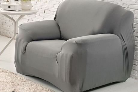 From £14.99 for a Slip Over Easy Fit Sofa Covers - 3 Colours! from Suzhou Dashijie Electronics Co., Ltd - save up to 75%