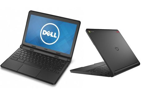 From £129 instead of £299.95 for a refurbished Dell Chromebook 3120 from Renew Electronics, with a limited number available for £99 - save up to 67%