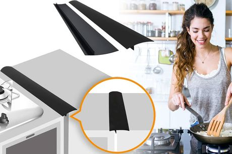 £9 for a pack of two kitchen stove counter gap covers from Wishwhooshoffers