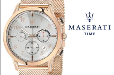 Relógio Maserati® Ricordo| R8873625002 por 280.50€ PORTES INCLUÍDOS