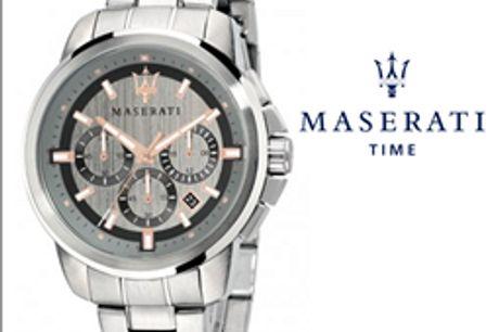Relógio Maserati® Successo | R8873621004 por 182.82€ PORTES INCLUÍDOS