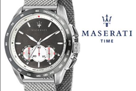 Relógio Maserati® Traguardo | R8873612008 por 255.42€ PORTES INCLUÍDOS