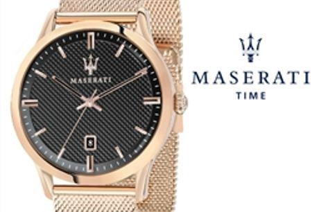 Relógio Maserati® Ricordo| R8853125003 por 240.90€ PORTES INCLUÍDOS
