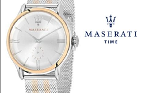 Relógio Maserati®Epoca | R8853118005 por 235.62€ PORTES INCLUÍDOS