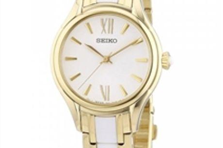 Relógio Seiko® SRZ398P1 por 224.40€ PORTES INCLUÍDOS
