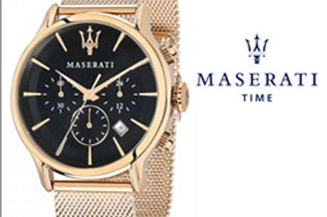 Relógio Maserati®Epoca | R8873618005 por 262.02€ PORTES INCLUÍDOS