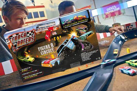 £21.99 for a bladez toyz figure eight racing track!