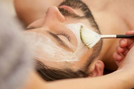 Soin du visage de 45 minutes ou 1h pour homme pour 1 personne à The Beauty Zone