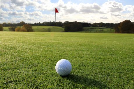 Golf, lunch, drinks and boules at Ash Valley Golf Club