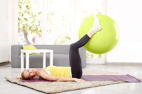 O Pilates oferece um sistema de exercícios seguro para construção muscular e fortalecimento da mente e do corpo. Se nunca experimentou, esta é a sua oportunidade de o fazer. Se já experimentou, pode sempre repetir. Agora sem sair de casa por apenas 23,90€