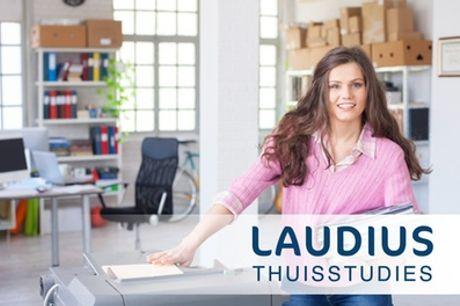 Online cursus Secretaresse, naar keuze met hulpdocent en examen via Laudius