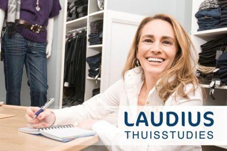 Online cursus Mode Ondernemer, naar keuze met hulpdocent en examen via Laudius