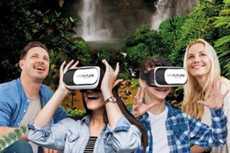 Óculos 3D de Realidade Virtual para Smartphone por 8€. Vídeos e Jogos em 3D no seu Smartphone. PORTES INCLUÍDOS.