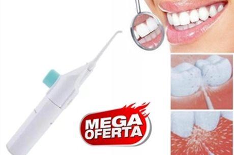 MEGA OFERTA: Irrigador Dental Portátil para uma Higiene Oral Completa onde quer que esteja desde 5€. ENVIO IMEDIATO. PORTES INCLUÍDOS.