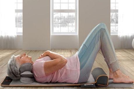 Tapete de Massagem Harmony com Comando por 146€. Aplicação de Calor, Acupressão, Massagem Personalizada, etc. VER VIDEO. PORTES INCLUÍDOS.
