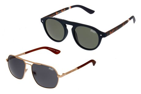 £14.99 for a pair of Superdry sunglasses from Brand Arena!
