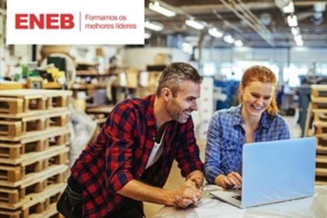 Mestrado Online em Supply Chain Management da Escola de Negócios Europeia de Barcelona (Titulação Universitária) por 249€.