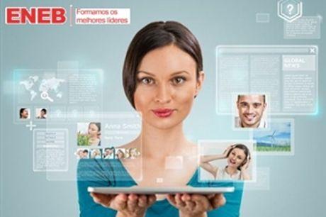Mestrado Online em Big Data e Business Intelligence da Escola de Negócios Europeia de Barcelona (Titulação Universitária) por 249€.