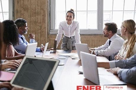 Mestrado Online em Direção Comercial e Marketing da Escola de Negócios Europeia de Barcelona (Titulação Universitária) por 249€.