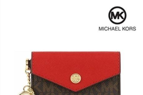 Michael Kors® Brown Red 35F0GW9D1D por 108.90€ PORTES INCLUÍDOS