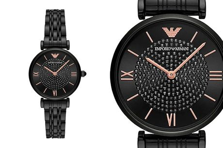£99 instead of £379 for a women's Emporio Armani AR11245 watch from CJ Watches - save 73%