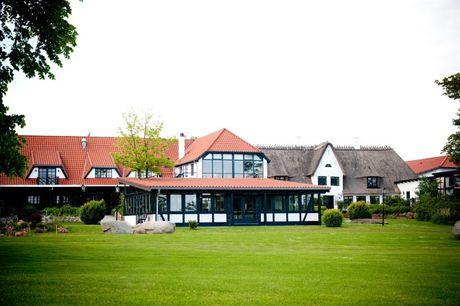 4-stjernede Hotel Benniksgaard ved Flensborg Fjord inkl. 3-retters middag