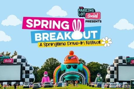 Drive-In Panto, Movies, Comedy, Kids Ents & More at The Parking Lot Social, 12 Apr - 31 May (Up to 20% Off)