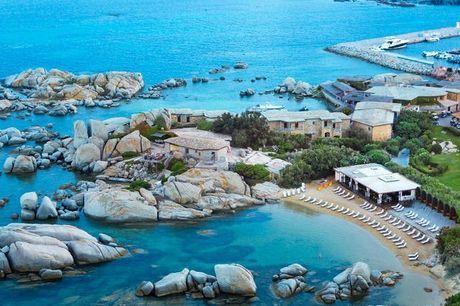 Hôtel & Spa des Pêcheurs 4* - 100% remboursable, Île de Cavallo, entre la Corse et la Sardaigne - save 25%