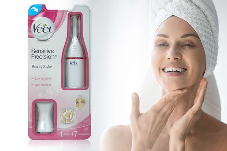 £13.99 for a Veet Sensitive Precision™ styler from Trojan