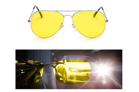 Natbrillen der gør dit syn skarpere og reducerer det skarpe lys i mørket. Oplever du problemer med at se, når det bliver mørkt? Du er ikke alene -  Men problemet er større hos nogle end hos andre. Forklaringen er, at øjet behøver lys for at kunne se, og l