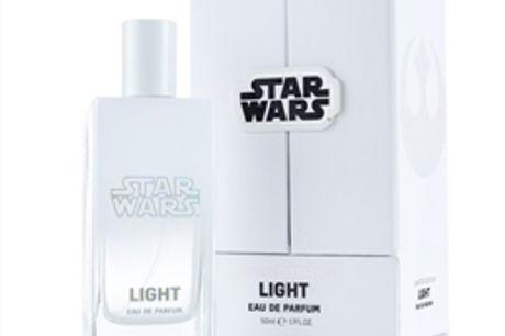 Edição Limitada   Perfume Star Wars®   Light   50ml por 25.74€ PORTES INCLUÍDOS