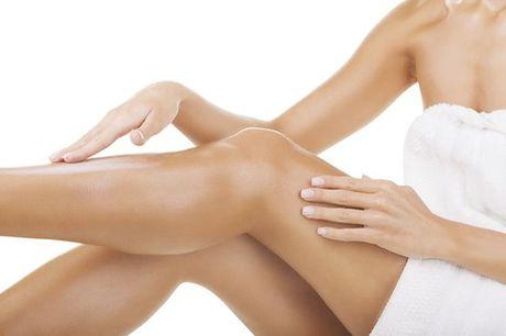 Livre-se dos pelos por uns tempos e consiga a pele lisa e suave que sempre quis. No Espaço Slim LAB, 1 sessão de depilação a cera às pernas completas, axilas e virilhas por apenas 18,9€