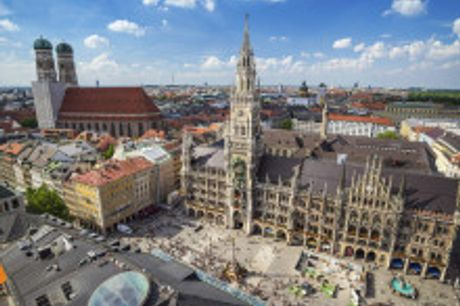 Erholung und Shopping in München. Von Oktober bis Dezember2021 buchbar! Das4-Sterne Hotel am Moosfeldbegrüßt Sie in nächster Nähe zur Neuen Messe am Ostrand von München. Zum Einkaufen fahren Sie am besten in das Shopping Center Riem Arcaden