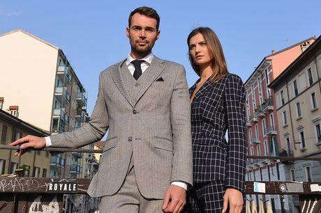 Bovenkleding voor dames/heren Kom goed voor de dag met een mooi maatjasje en 2 overhemden. Suityourself is dé specialist in maatkleding voor heren en dames. Met deze waardebon ontvang je €146,- extra korting!