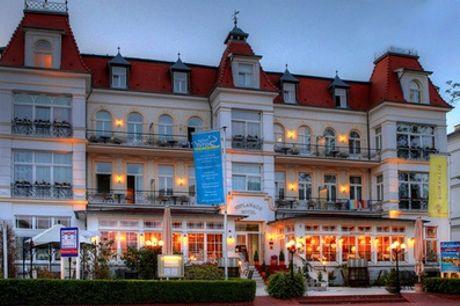 Usedom: Doppelzimmer für Zwei inkl. Frühstück, 1x Abendessen und Wellness im 4* Seetelhotel Esplanade