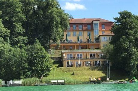 Märkische Schweiz: 2-3 Nächte für Zwei inkl. Frühstück und 1x 2-Gänge-Menü im Hotel Vier Jahreszeiten Buckow