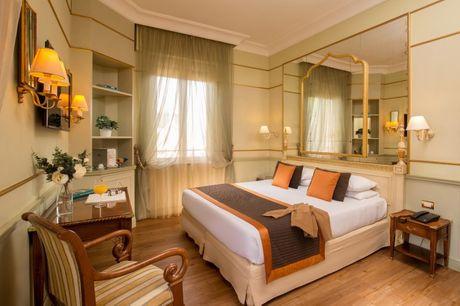 Få 3 eller 5 nætter i den romantiske by - vælg mellem 2 hoteller