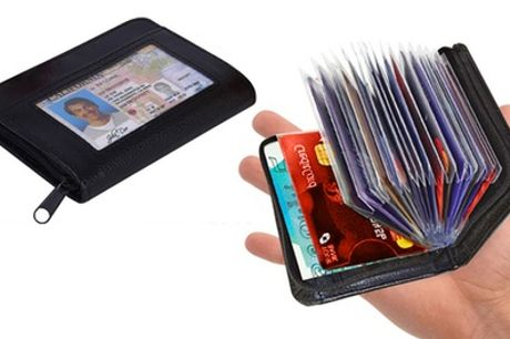 1, 2 o 4 tarjeteros con protección RFID